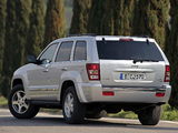 Photos of Jeep Grand Cherokee 5.7 Limited (WK) 2005–10