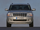 Photos of Jeep Grand Cherokee CRD Overland (WK) 2008–10