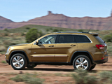 Photos of Jeep Grand Cherokee 70th Anniversary (WK2) 2011