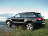 Photos of Jeep Grand Cherokee UK-spec (WK2) 2011