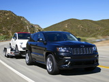 Photos of Jeep Grand Cherokee SRT8 (WK2) 2011
