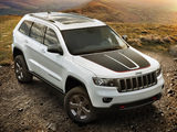 Photos of Jeep Grand Cherokee Trailhawk (WK2) 2012