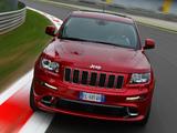Photos of Jeep Grand Cherokee SRT8 EU-spec (WK2) 2012–13
