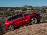 Photos of Jeep Grand Cherokee Overland (WK2) 2013