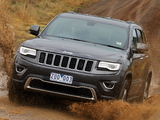 Photos of Jeep Grand Cherokee Limited AU-spec (WK2) 2013