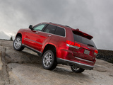Photos of Jeep Grand Cherokee Summit (WK2) 2013