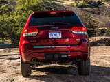 Photos of Jeep Grand Cherokee Overland (WK2) 2013