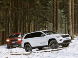 Photos of Jeep Grand Cherokee Trailhawk (WK2) 2016