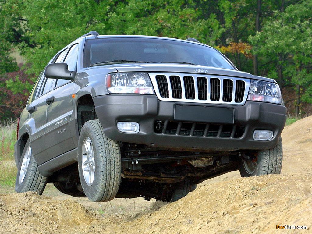 Photos Of Jeep Grand Cherokee Laredo Wj 1998 2004 1024x768