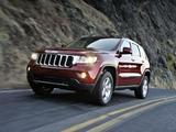 Photos of Jeep Grand Cherokee (WK2) 2010
