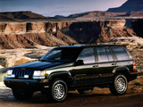 Pictures of Jeep Grand Cherokee Orvis (ZJ) 1995–97