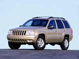 Pictures of Jeep Grand Cherokee (WJ) 1998–2004
