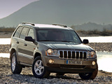 Pictures of Jeep Grand Cherokee CRD Limited (WK) 2005–07