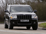 Pictures of Jeep Grand Cherokee S-Limited UK-spec (WK) 2008–10