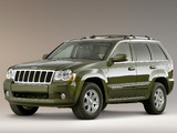 Pictures of Jeep Grand Cherokee US-spec (WK) 2008–10