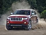 Pictures of Jeep Grand Cherokee (WK2) 2010