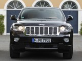 Pictures of Jeep Grand Cherokee Overland Summit EU-spec (WK2) 2011–13