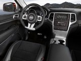 Pictures of Jeep Grand Cherokee SRT8 (WK2) 2011