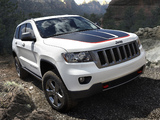 Pictures of Jeep Grand Cherokee Trailhawk (WK2) 2012