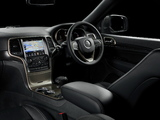Pictures of Jeep Grand Cherokee Limited AU-spec (WK2) 2013