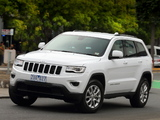 Pictures of Jeep Grand Cherokee Laredo AU-spec (WK2) 2013