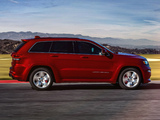 Pictures of Jeep Grand Cherokee SRT (WK2) 2013