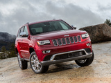 Pictures of Jeep Grand Cherokee Summit (WK2) 2013