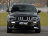 Pictures of Jeep Grand Cherokee SRT EU-spec (WK2) 2013
