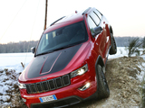 Pictures of Jeep Grand Cherokee Trailhawk (WK2) 2016