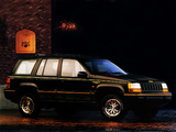 Pictures of Jeep Grand Cherokee Limited (ZJ) 1993–96