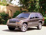 Pictures of Jeep Grand Cherokee Laredo (WJ) 1998–2004