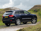 Pictures of Jeep Grand Cherokee UK-spec (WK2) 2011