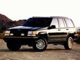 Jeep Grand Cherokee Limited (ZJ) 1993–96 wallpapers