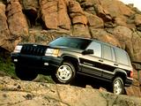 Jeep Grand Cherokee TSi (ZJ) 1997–98 wallpapers