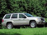 Jeep Grand Cherokee (WJ) 1998–2004 wallpapers