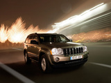 Jeep Grand Cherokee CRD Limited (WK) 2005–07 wallpapers