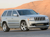 Hennessey Jeep Grand Cherokee SRT600 (WK) 2007–10 wallpapers