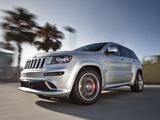 Jeep Grand Cherokee SRT8 (WK2) 2011 wallpapers