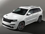 Jeep Grand Cherokee SRT8 Limited Edition (WK2) 2012 wallpapers