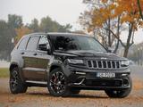 Jeep Grand Cherokee SRT EU-spec (WK2) 2013 wallpapers