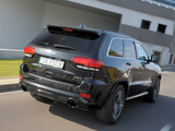 Jeep Grand Cherokee SRT EU-spec (WK2) 2013 wallpapers