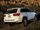 Jeep Grand Cherokee Limited (WK2) 2013 wallpapers