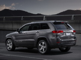 Jeep Grand Cherokee Limited AU-spec (WK2) 2013 wallpapers
