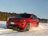 Jeep Grand Cherokee Trailhawk (WK2) 2016 wallpapers