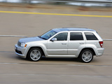 Jeep Grand Cherokee SRT8 UK-spec (WK) 2006–10 wallpapers