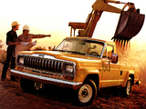Jeep J20 1974–88 pictures