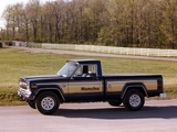 Jeep J10 Honcho 1976–78 wallpapers