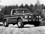 Jeep J10 Honcho 1981–83 wallpapers