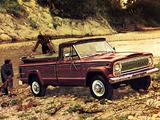Photos of Jeep J20 Pioneer 1974–88