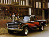 Photos of Jeep J10 Honcho 1979–80